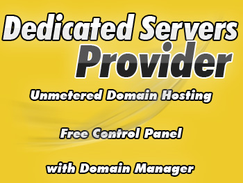 Discounted dedicated servers hosting package