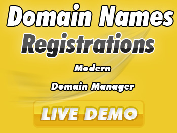 Bargain domain name registration & transfer service providers