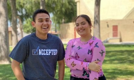 Two Lions Accomplish Dream of Attending 4-Year Universities