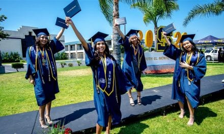 South El Monte High School Recognized as a 2020 Top LA County School