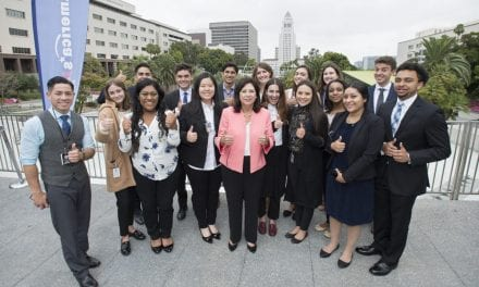 County Commits  to Youth at Work